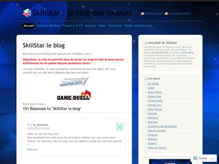 Le blog de Skillstar