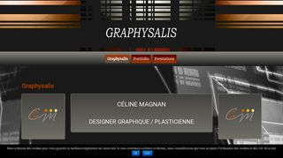 Designer graphique / Plasticienne Graphysalis