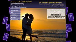 Voyance Amour Eternel : quel est votre avenir ?