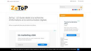 Responsables marketing : Publier une annonce pour booster votre audience